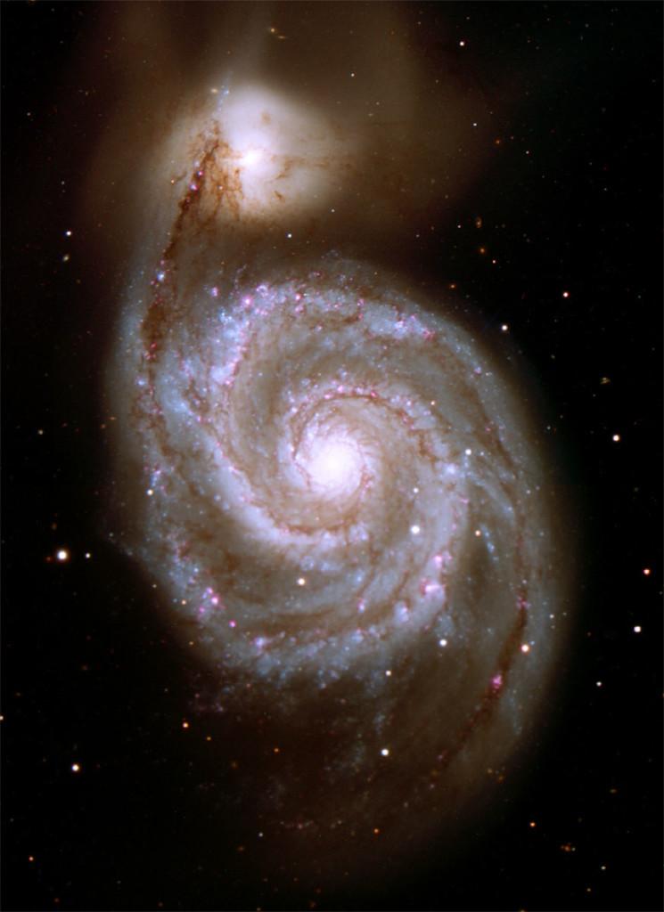 Spiral M51